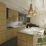 Aménagement intérieur d'un appartement à Rouen (76)