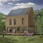 Construction d'une maison autonome et écologique en région Nantaise (44)